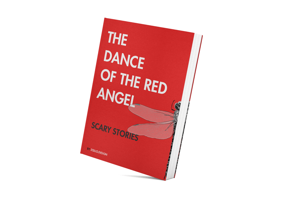 The Angel Book Cover Concept by zollo.design